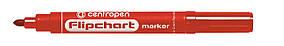Маркер Flipchart 8550 2,5 мм круглый красный 18538550/02