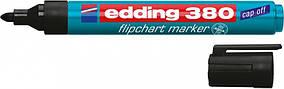Маркер Flipchart e-380 1,5-3 мм круглый черный 1706380/01