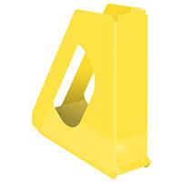 Лоток вертикальный Europost, VIVIDA желтый (новый дизайн)623936
