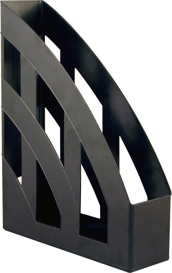 Лоток вертикальный  Delta by Axent  Бюджет , черний 14319 D4006-01