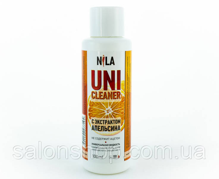 Nila Uni-Cleaner, средство для очистки Апельсин, 100 мл.