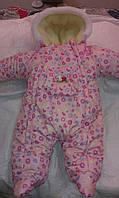 Зимний комбинезон для малыша , фото 1