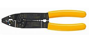 Інструмент для обтиску і зняття ізоляції Topex 1-7 мм.кв. (32D404)