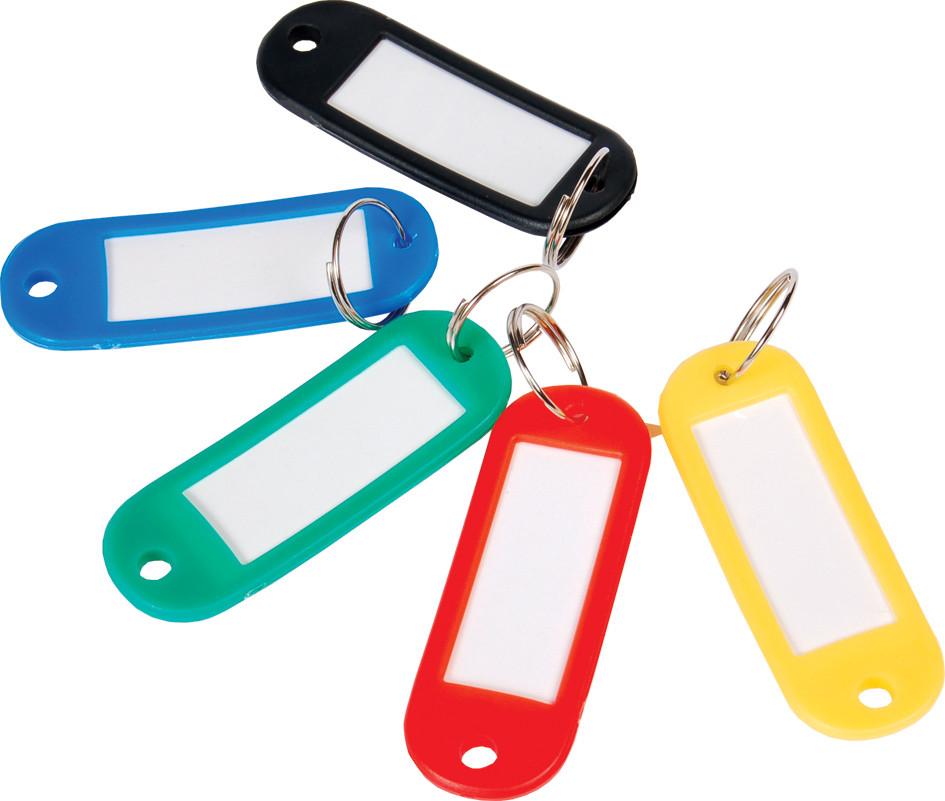Брелок для ключей пластиковый 60*22мм E41637