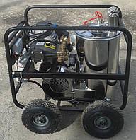 Аппарат высокого давления Leader 20/15 Diesel с подогревом воды