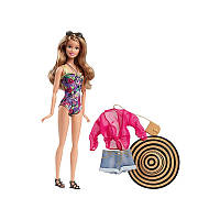 Barbie Барби Стильный отдых Style Resort Barbie Doll CFN06