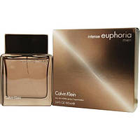 Мужской парфюм Calvin Klein Euphoria Intense for Men (Кельвин Кляйн Эйфория Интенс фо мен)