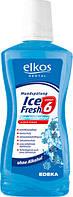 Ополаскиватель для полости рта Elkos Ice Fresh 500 мл