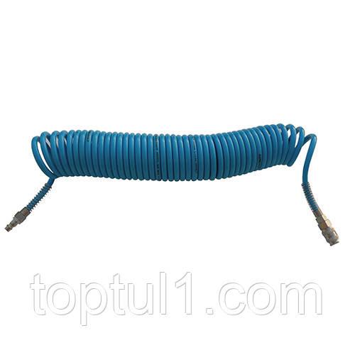 Шланг спиральный 6,5х10мм L=20м AHC46-H AIRKRAFT