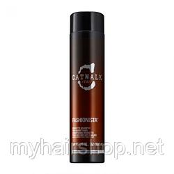 Шампунь тонирующий для брюнеток Tigi Catwalk Fashionista Brunette 300мл