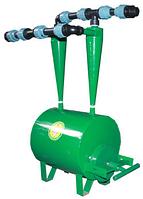 Гидроциклон 20 кубометров 1,5 дюйма со шламосборником ГЦ-20 Роста
