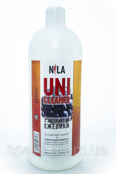 Nila Uni-Cleaner, средство для очистки Ежевика, 1000 мл.