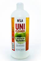 Nila Uni-Cleaner, средство для очистки Зеленое яблоко, 1000 мл.