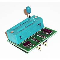 Переходник для программатора TL866  3.3 - 1.8 V