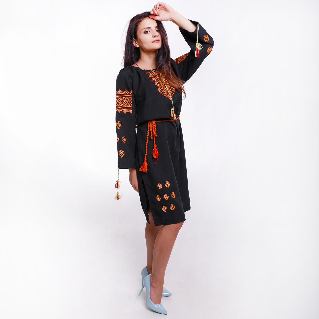 Платье вышиванка - vipdar.com.ua в Киеве ca4f8ae9166a2