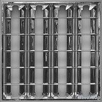 Світильник растровий внутрішній Lumen 4x18