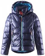 Куртка - жилет пуховая для мальчика Reima 531225 - 6980. Размер 104-164.