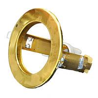 Світильник Lumen FR-63 Е27 зол точковий золото