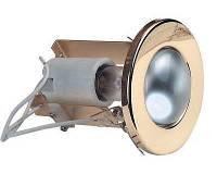 Світильник Lumen FR-80 Е27 зол точковий золото