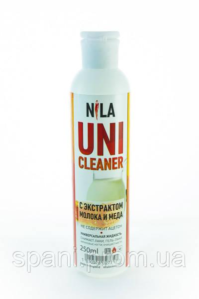Nila Uni-Cleaner, средство для очистки Молоко и мед, 250 мл.