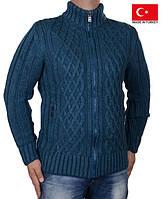 Кофты, свитера, кардиганы вязаные большие размеры.