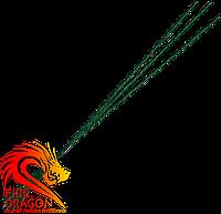 Стопин (фитиль, замедлитель) зеленый, длина: 1 метр, диаметр: 2 мм, скорость горения: 1 см в сек.