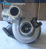 Турбокомпрессор Volkswagen Crafter 2.5 TDI / TDO4