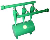 Гидроциклон 30 кубометров 2 дюйма со шламосборником ГЦ-30 Роста