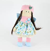 """Кукла Фея """"Голубой цветок"""" - 140005, фото 1"""