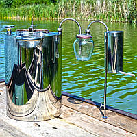 Дистиллятор Троян-30 (стекло)