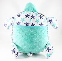 Черепаха-подушка бирюзовая - 181003, фото 1