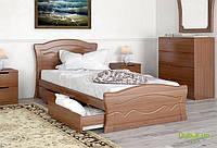 Кровать односпальная Виолетта ТМ Неман
