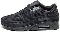 "Мужские кроссовки Nike Air Max 90 Ultra BR ""Triple Black"" , найк"