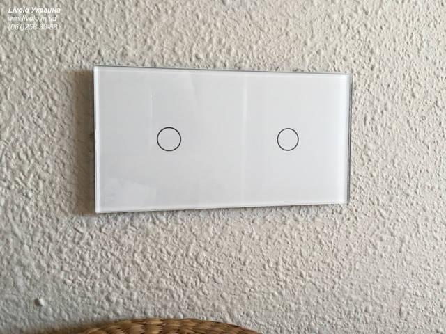 Фото сенсорных выключателей 2016 год 2