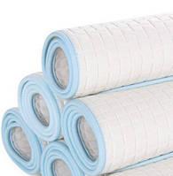 Пеленка непромокаемая для новорожденного бамбук + прослойка непромокаемая дышащая мембрана, размер 70Х100 см.