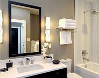 Комплекты мебели из кварца для ванных комнат