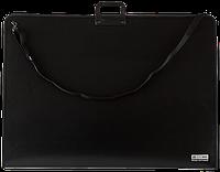Портфель пластиковий A1 (890x644мм), PROFESSIONAL, чорнийBM.3729-01