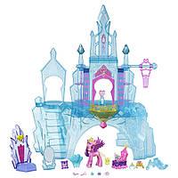 My Little Pony Игровой набор Замок Кристальной Империи ЭКО УПАКОВКА  Explore Equestria Crystal Empire Castle B5255