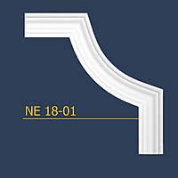 Уголок декор NE 18-01 (22*22) к Е -18 простой