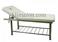 Стационарный массажный стол ZD-807, фото 1
