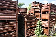 Ящик металлический для метизов-контейнер