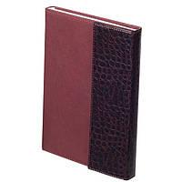 Щоденник недатований PRIMO, A5, 288 стр.коричневийBM.2032-25