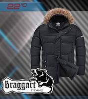 Куртка зимняя подростковая брендовая