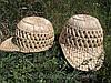 Кепка плетенная из рогозы (улучшенный дизайн)