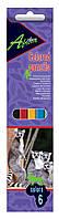 Карандаши цветные Africa , 6 шт.E11609