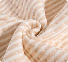 Пеленка непромокаемая органический хлопок + бамбук, двухсторонняя Размер 30Х45 см.