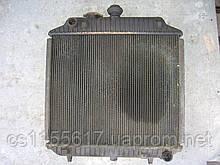 Радиатор охлаждения основной Nissens 62516 б/у на Mercedes-Benz MB-100 2.4d год 1988-1996