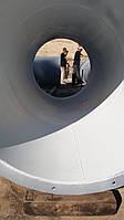 Производство, перевозка, монтаж, демонтаж промышленных дымовых и вентиляционных труб с гарантией от 5 - и лет.
