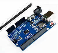 Arduino UNO R3 з USB кабелем