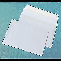 Конверт С6 (114х162мм) білий СКЛ з вн. друком1045